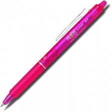 Tintenroller Frixion Ball Clicker pink