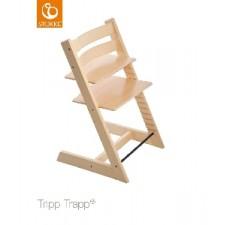 Tripp Trapp natur lackiert