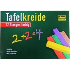 Idena Tafelkreiden farbig 12-tlg.