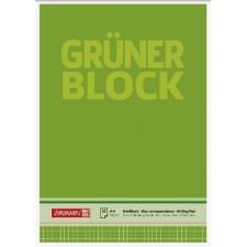 Briefblock A4 60g Grün raut