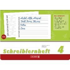Schreiblernheft A4quer Nr.4