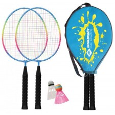 Schildkröt Badminton Set Junior im Headcover