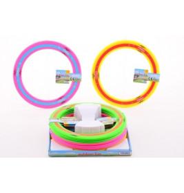 Outdoorfun Frisbee 3fach sortiert