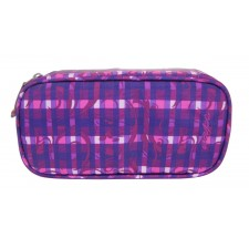naps Pencil Case Vancouver lilac check