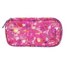 naps Pencil Case Aurora red pink