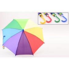 Regenschirm automatik, Regenbogen