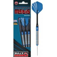 BULL'S Metis Steeldart blau 21gr