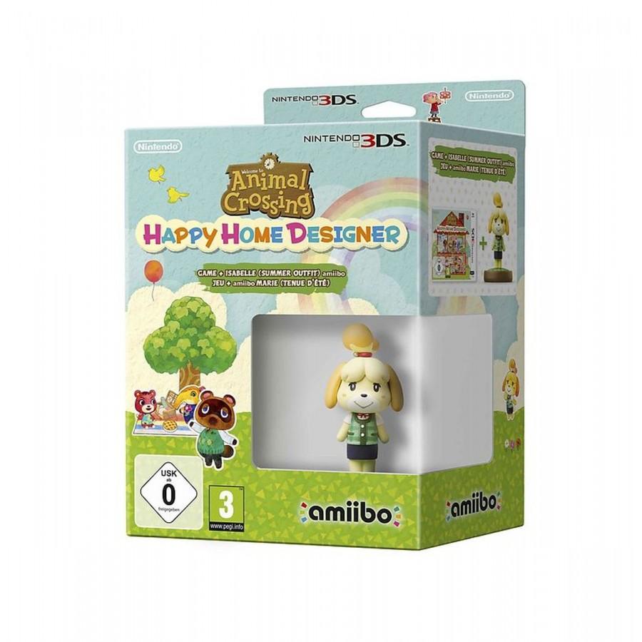 Animal Crossing Happy Home Designer + amiibo Melinda S