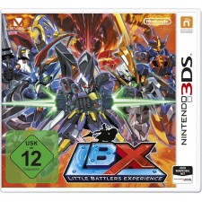 3DS Little Battlers Experience LBX