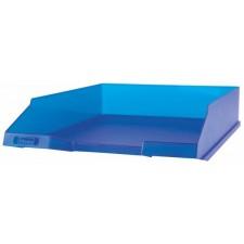 Ablagekorb f. A4-C4, transluzent, royalblau