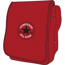 Flap Bag - converse red