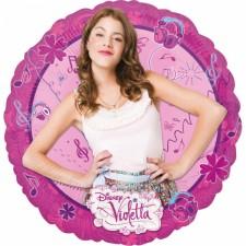 Folienballon Standard Violetta inkl. Helium