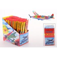 Flugzeuge im Display, 24fach sortiert