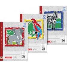 Heft A4 16BL.Lin26 Recycling