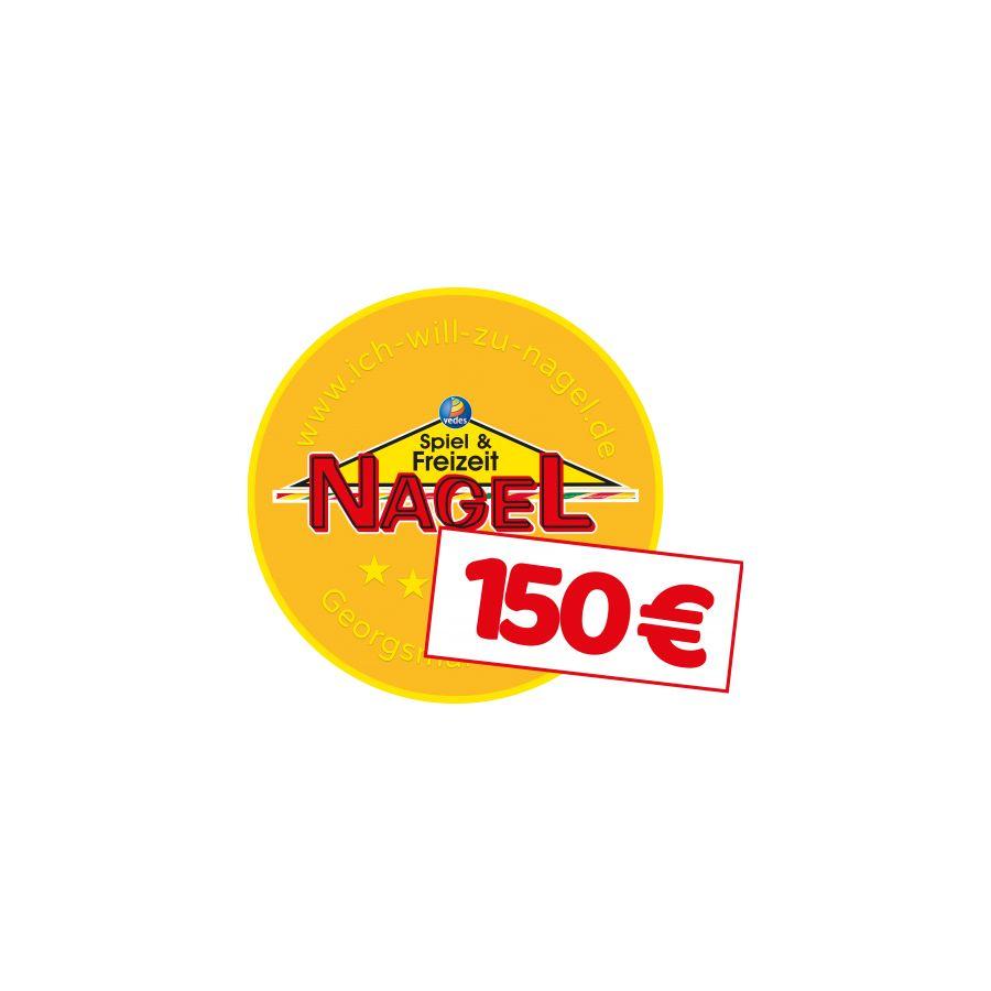 Nagel Taler im Wert von 150€