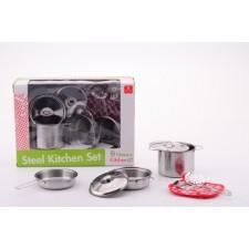 Stahltopfset Home & Kitchen