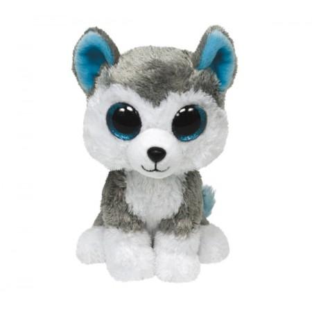 Ty Slush-Hund, ca. 15 cm