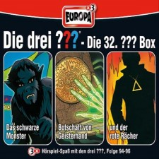 CD Drei ??? Box (94-96)