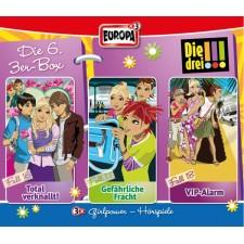 Kosmos Die drei !!! CD-Box Folgen 16 - 18