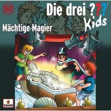 Kosmos Die drei ??? Kids CD 52 Mächtige Magier