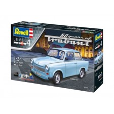 REVELL Trabant 601S 60 Jahre