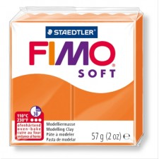 FIMO mandarine soft normal 57 Gramm