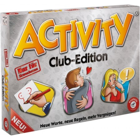 Piatnik 6038 Activity Club Edition ab 18 Jahren