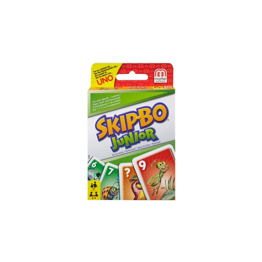 Mattel Skip-Bo Junior