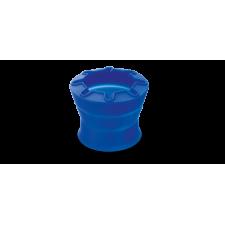 Wasserbecher aquaplus, blau