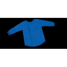 Malkittel, blau