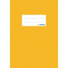 Heftschoner A5 gedeckt gelb