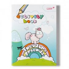 NICI Activity book DIN A4 Theodor