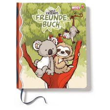 Freundebuch DEUTSCH WF31 15x18cm