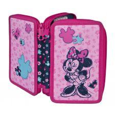 Doppeldecker Schüleretui   Minnie Mouse