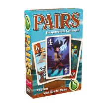 Asmodee PAIRS - Set 1: Piraten