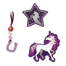 Step by Step Magic Mags Unicorn, 3-teilig