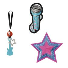 Step by Step Magic Mags Popstar, 3-teilig