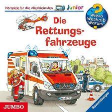 CD WWW Junior - Die Rettungsfahrzeuge