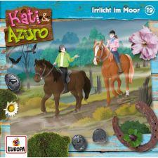CD 19 Kati & Azuro Irrlicht im Moor