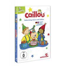 DVD Caillou - Geburtstag feiern mit Caillou