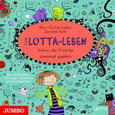 CD Lotta Leben - Wenn die frösche zweimal quaken