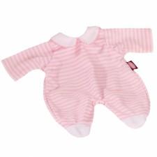 Götz 3402499 Anzug Streifen, rosa, 30cm