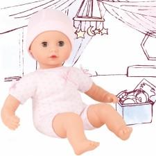 Götz 1320590 Muffin, Babypuppe zum Anziehen, Mädchen,ohne Haar