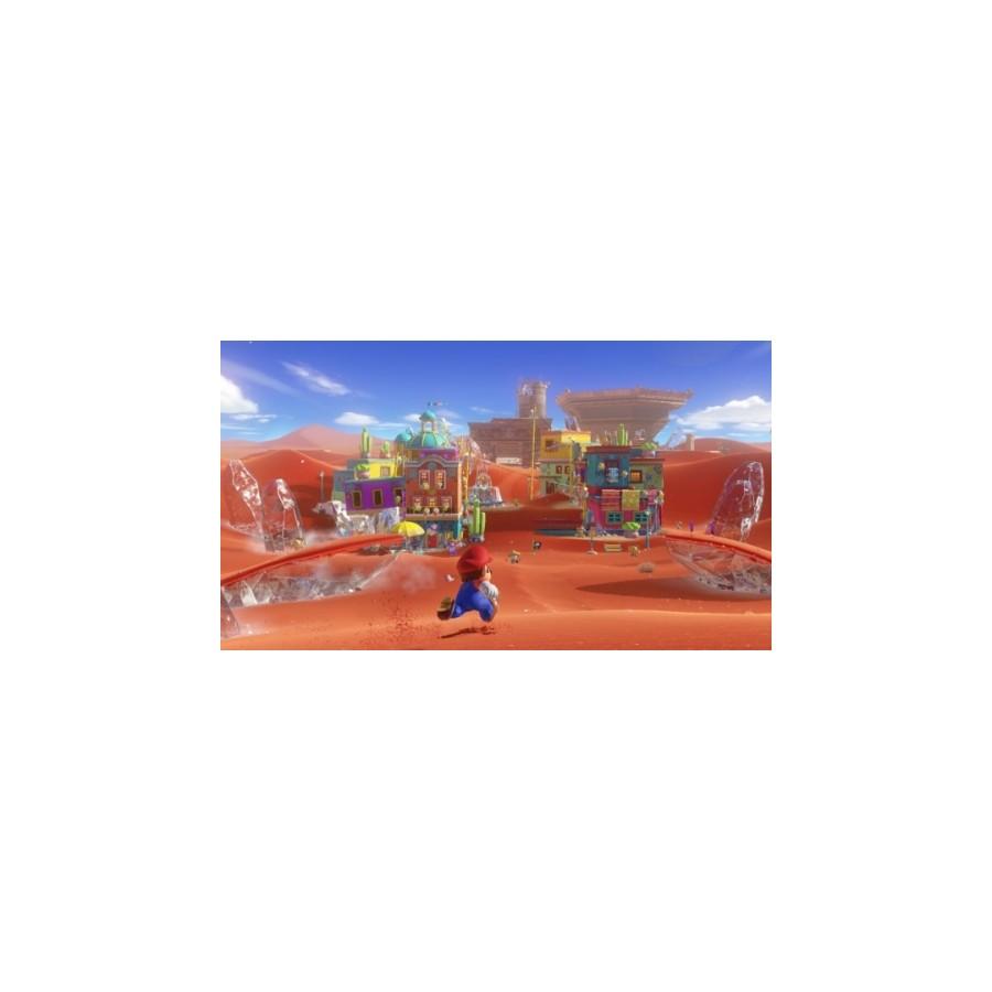 Switch Super Mario Odyssey Konsolen Spiel Freizeit Nagel Ihr Switchsuper