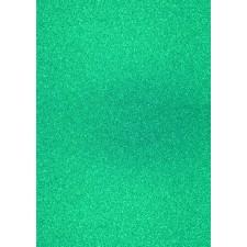 Glitterkarton preussisch blau