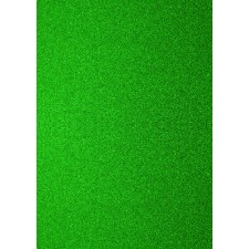Glitterkarton dunkelgrün