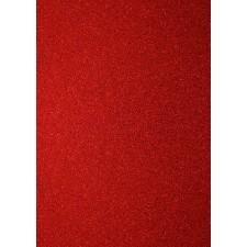 Glitterkarton rot