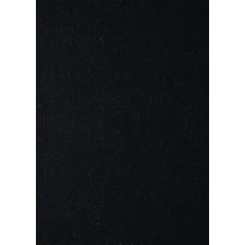 Glitterkarton schwarz