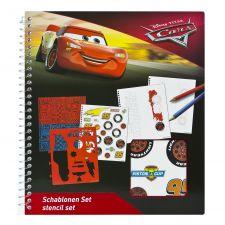Cars Schablonen Set, 32-teilig