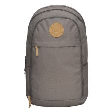 Retro-Rucksack Urban, 30 Liter, grey